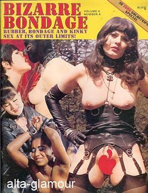BIZARRE BONDAGE Vol. 04, No. 04 | An Eros Goldstripe Special