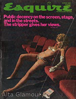 ESQUIRE Vol. LXXII, No. 2; whole no. 429, August 1969