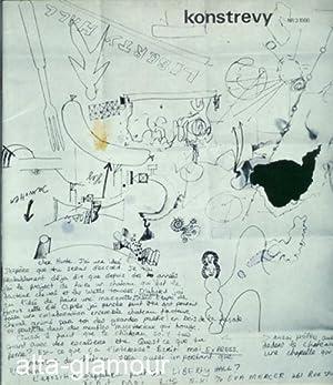 KONSTREVY No. 03: Granath, Olle (redaktor)