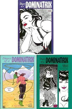 DIARY OF A DOMINATRIX: Kiely, Molly