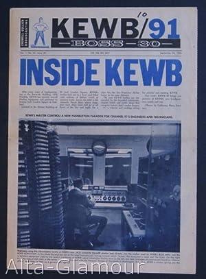 KEWB/91; On the Big Bay Vol. 1, No. 20; September 20, 1965