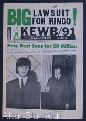 KEWB/91; On the Big Bay Vol. 1, No. 23; October 22, 1965
