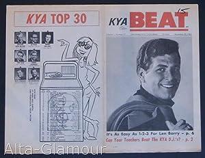 KYA BEAT Vol. 1, No. 17; November 20, 1965