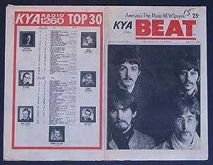 KYA BEAT Vol. 2, No. 18; March 25, 1967