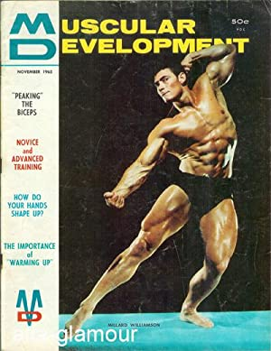 MUSCULAR DEVELOPMENT Vol. 2, No. 11, November 1965