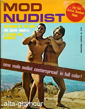 MOD NUDIST Vol. 1, No. 2, March 1968