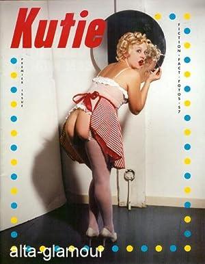 KUTIE Vol. 1, No. 1. 1997
