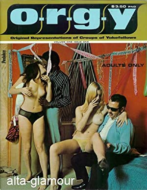 ORGY; Original Representations of Groups of Yokefellows - July/August 1969