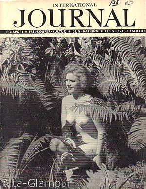 INTERNATIONAL JOURNAL; Solsport - Sunbathing - Freikoperkultur - les Sports au Soleil