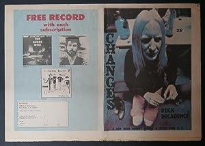 CHANGES Vol. 2, No. 15; November 15, 1970: Banning, Jack (Editor)