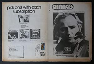 CHANGES No. 77; October, 1972: Graham, Susan (Editor)
