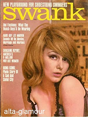SWANK Vol. 13, No. 07, August