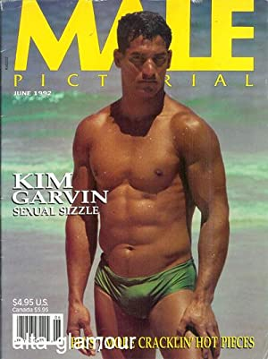MALE PICTORIAL - June 1992