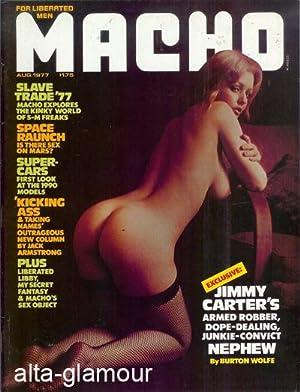 MACHO; For Liberated Men Vol. 1, No.: Miller, Arv (editor)