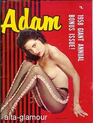ADAM; 1958 Annual