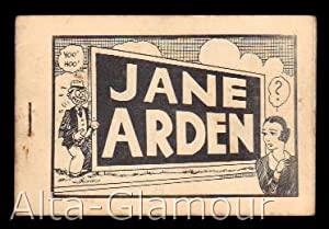 JANE ARDEN: Based on the
