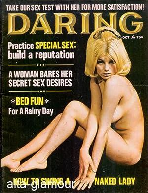 DARING Vol. 08, No. 13, October