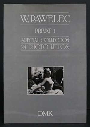 PRIVAT 1-5: Special Collection [complete set of five volumes]; Imagena | Lulu | Frivol | Romantic |...