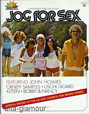 JOG FOR SEX Vol. 1, No. 1