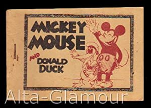 MICKEY MOUSE AND DONALD DUCK: Based on characters created by Walt Disney and Ub Iwerks
