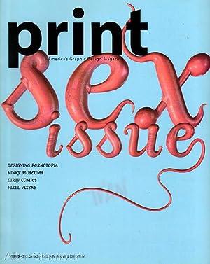 PRINT; America's Graphic Design Magazine [The Sex