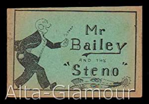 """MR. BAILEY AND THE """"STENO"""": Based on characters created by Walter Berndt"""
