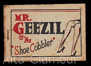 "MR. GEEZIL THE ""SHOE COBBLER"": Tijuana Bible), Based on the character created by E.C. ..."