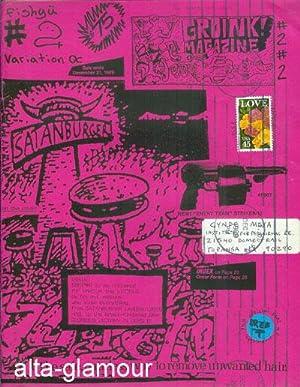GROINK! No. 2, Nov/Dec/Oct 1989