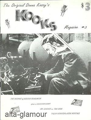 THE ORIGINAL DONNA KOSSY'S KOOKS MAGAZINE No.: Kossy, Donna