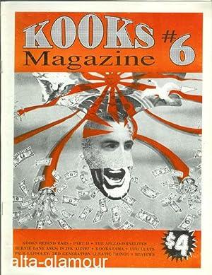 KOOKS MAGAZINE No. 6, August 1990: Kossy, Donna