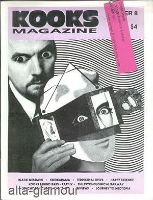 KOOKS MAGAZINE No. 8, November 1991: Kossy, Donna