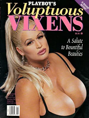 PLAYBOY'S VOLUPTUOUS VIXENS; Playboy Special Editions January 1998