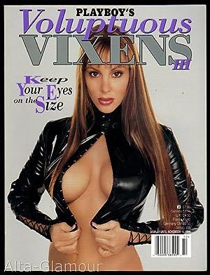 PLAYBOY'S VOLUPTUOUS VIXENS III; Playboy Special Editions September 1999