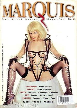 MARQUIS; The Fetish Fantasy Magazine: Czernich, Peter W.