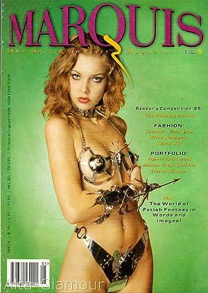MARQUIS; The Fetish Fantasy Magazine No. 05: Czernich, Peter W. (ed)