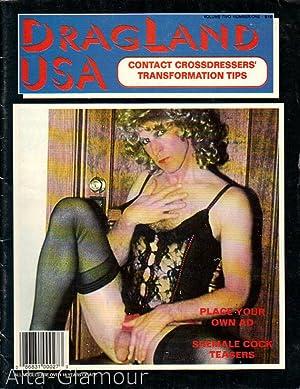 DRAGLAND USA Vol. 2, No. 1 [Alternate]
