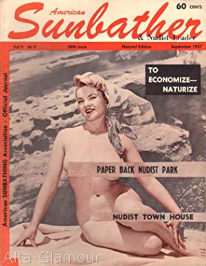 AMERICAN SUNBATHER; and Nudist Leader Vol. 09, No. 09 | 68th Issue