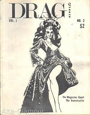 DRAG; The Magazine About The Transvestite Vol. 01, No. 02