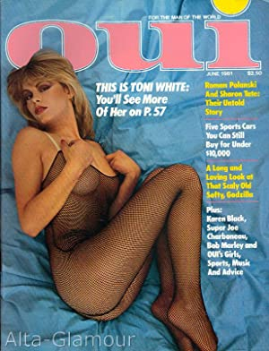 OUI; For the Man of the World Vol. 10, No. 06, June 1981
