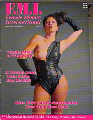 FEMALE MIMICS INTERNATIONAL Vol. 22, No. 04