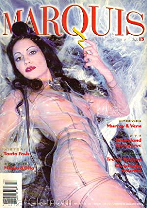 MARQUIS; The Fetish Fantasy Magazine