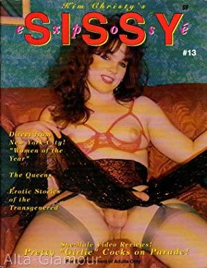 SISSY EXPOSE; For Sissies and Sissy-Lovers! Issue #13