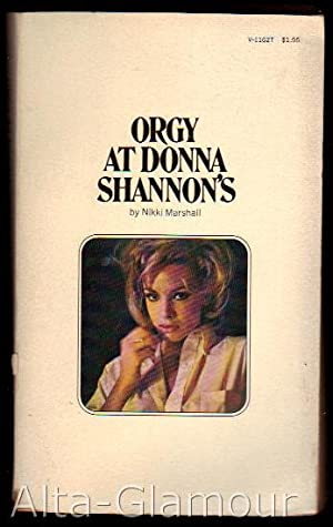 ORGY AT DONNA SHANNON'S: Marshall, Nikki