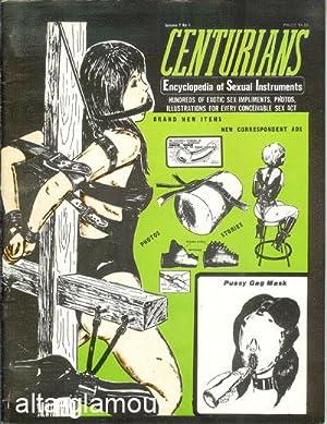 CENTURIANS ENCYCLOPEDIA OF SEXUAL INSTRUMENTS Vol. 02, No. 05
