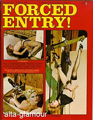 FORCED ENTRY! Vol. 01, No. 02