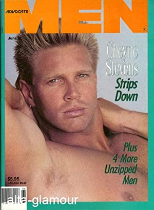 ADVOCATE MEN - June 1991