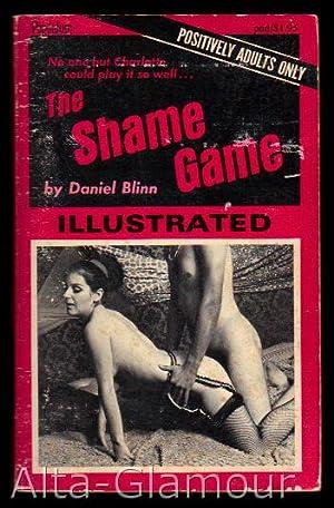 THE SHAME GAME Illustrated: Blinn, Daniel