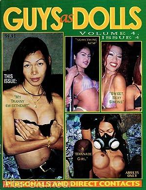 GUYS AS DOLLS; She-Male Magazine Vol. 4, No. 4
