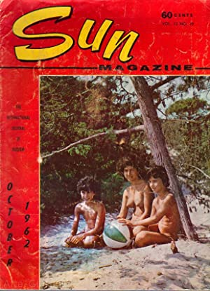 SUN; The International Journal of Nudism Vol. 12, No. 10, October