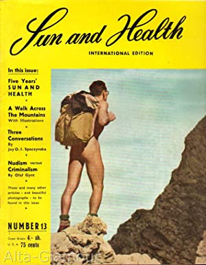 SUN AND HEALTH; International Edition Vol. 18, No. 13